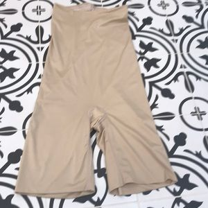 Spanx Oncore high-waist mid-thigh shapewear Size S